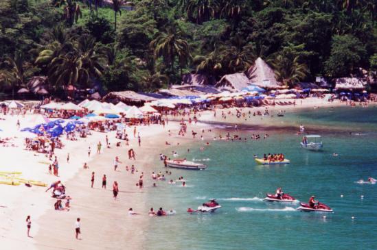Playa de Mismaloya, jalisco, mexico, santuarios